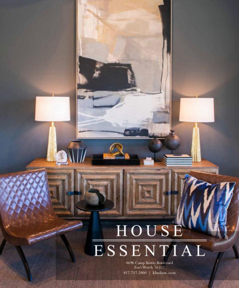 Fort Worth HOME Magazine Winter 2019