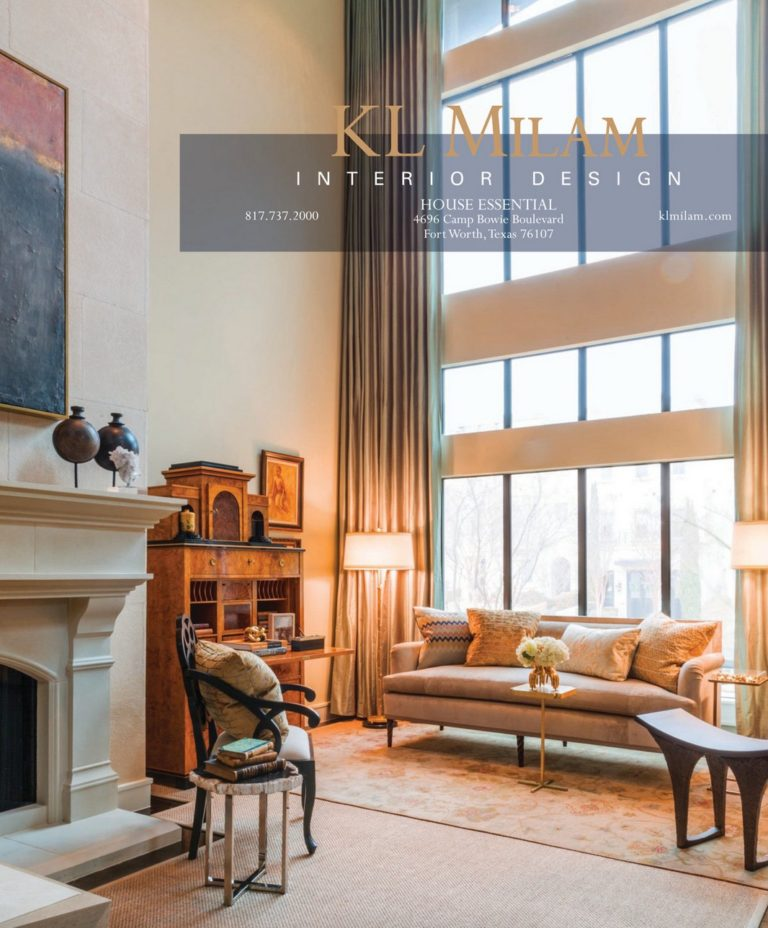 Fort Worth HOME Magazine Spring 2018